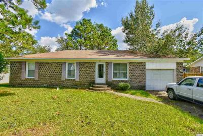 Conway Single Family Home For Sale: 604 Rusty Rd.