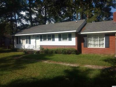 Georgetown Single Family Home For Sale: 708 Britt St.