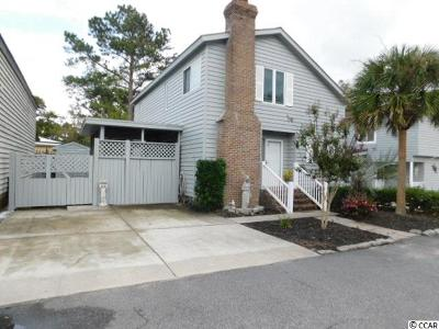 North Myrtle Beach Single Family Home For Sale: 2707-8 S Hillside Dr.