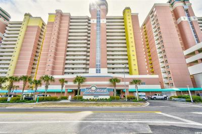 North Myrtle Beach Condo/Townhouse For Sale: 2801 S Ocean Blvd. #731