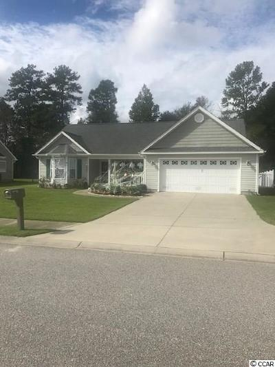 Conway Single Family Home For Sale: 290 Georgia Mae Loop