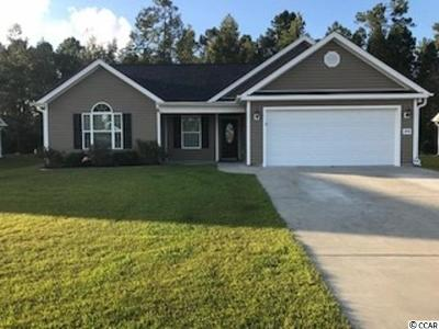 Conway SC Single Family Home For Sale: $162,000