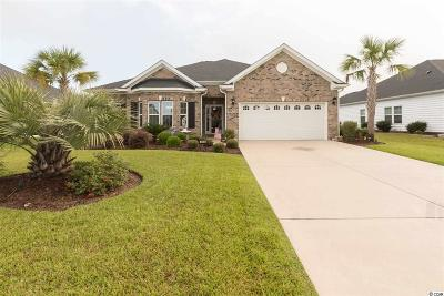 Murrells Inlet Single Family Home For Sale: 419 Broadmoor Dr.