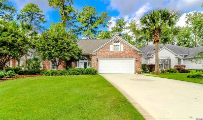 Murrells Inlet Single Family Home For Sale: 1184 N Blackmoor Dr.