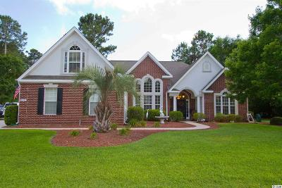 Murrells Inlet Single Family Home For Sale: 4537 Firethorne Dr.