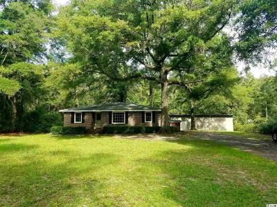 Georgetown Single Family Home For Sale: 521 Harvest Moon Dr.
