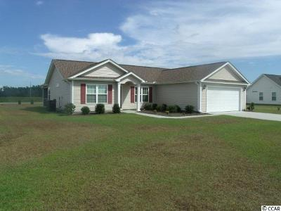 Loris SC Single Family Home For Sale: $168,900