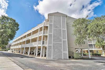 North Myrtle Beach Condo/Townhouse For Sale: 211 Hillside Dr. N #102