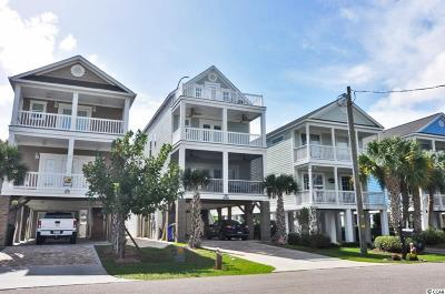 Surfside Beach Single Family Home Active-Pend. Cntgt. On Financi: 119b 14th Ave. N