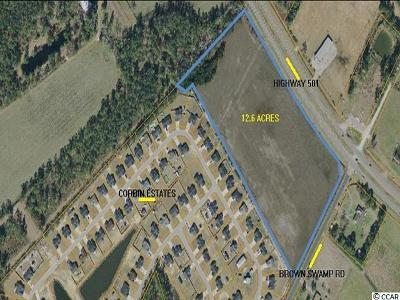 Horry County Residential Lots & Land For Sale: Tbd Highway 501