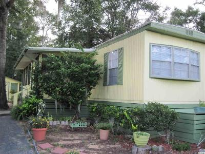 Murrells Inlet Single Family Home For Sale: 56 Saxon Ct.