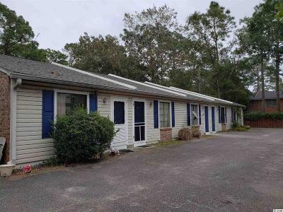 Myrtle Beach Condo/Townhouse For Sale: 6214 Blynn Dr.