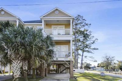 Surfside Beach Single Family Home For Sale: 221b 15th Ave. S