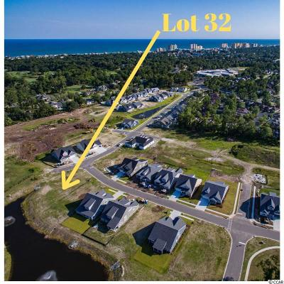 Georgetown County, Horry County Residential Lots & Land For Sale: 1000 Bonnet Dr.