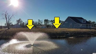 Horry County Residential Lots & Land For Sale: 1004 Bonnet Dr.
