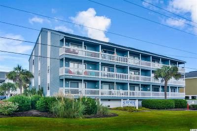 Surfside Beach Condo/Townhouse For Sale: 1210 N Ocean Blvd. #303