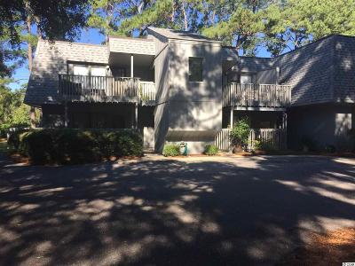 Pawleys Island Condo/Townhouse Active-Pend. Cntgt. On Financi: 108 Salt Marsh Circle #24-J