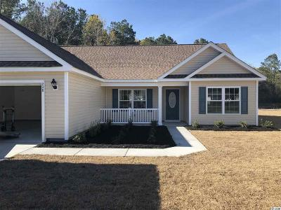 Georgetown Single Family Home Active-Pend. Cntgt. On Financi: Tbb Lot 14 Timber Run Dr.