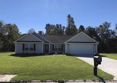 Georgetown Single Family Home Active-Pend. Cntgt. On Financi: Tbb Lot 30 Rolling Oak Dr.