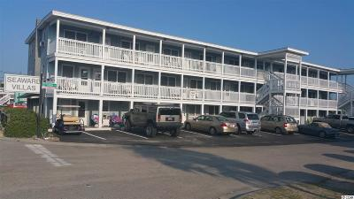 North Myrtle Beach Condo/Townhouse For Sale: 2607 N 27th Ave. N #9