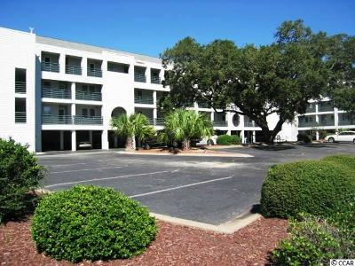 North Myrtle Beach Condo/Townhouse For Sale: 201 N Hillside Dr. #102
