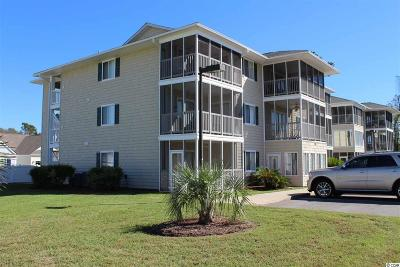 North Myrtle Beach Condo/Townhouse Active-Pending Sale - Cash Ter: 208-C Landing Rd. #C