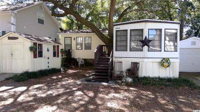 Myrtle Beach SC Single Family Home For Sale: $129,000