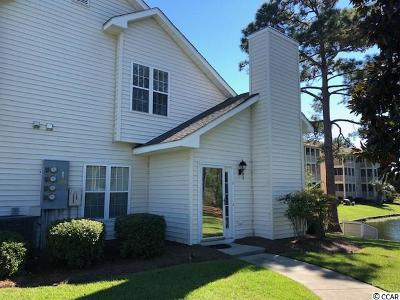 North Myrtle Beach Condo/Townhouse For Sale: 503 N 20th Ave. N #5-D