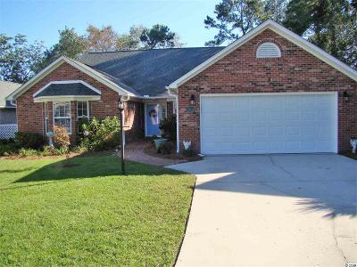 North Myrtle Beach Single Family Home For Sale: 1004 Tilghman Forest Dr.