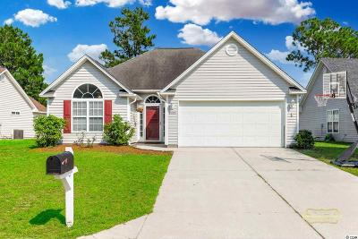 Myrtle Beach SC Single Family Home For Sale: $185,000