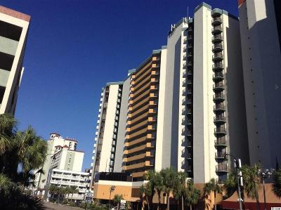 Myrtle Beach SC Condo/Townhouse For Sale: $98,500