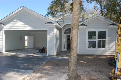 Myrtle Beach, North Myrtle Beach Single Family Home For Sale: 2303 Ameron Ct.