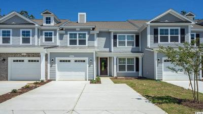 North Myrtle Beach Condo/Townhouse For Sale: 2408 Kings Bay Rd. #Lot 05