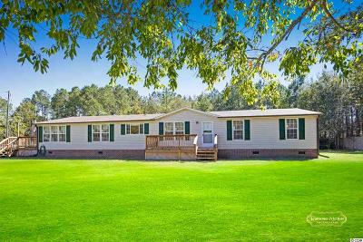 Conway Single Family Home For Sale: 6855 Dongola Hwy.