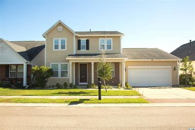 Myrtle Beach SC Single Family Home For Sale: $348,000
