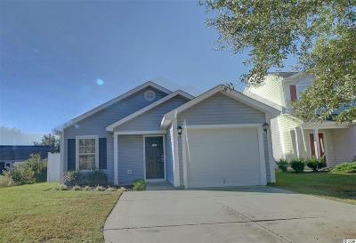 Myrtle Beach SC Single Family Home For Sale: $140,000