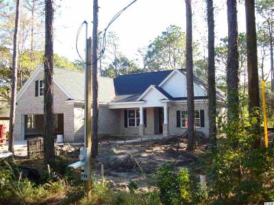 Pawleys Island Single Family Home For Sale: 307 Old Ashley Loop