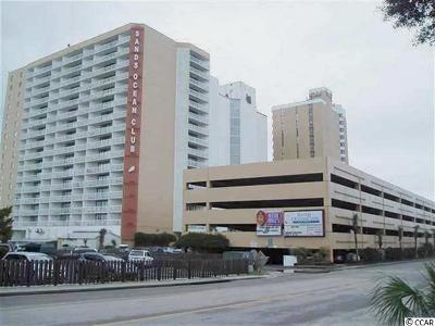 Myrtle Beach SC Condo/Townhouse For Sale: $152,613