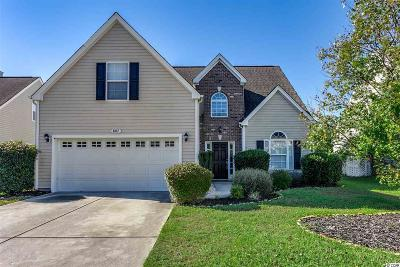 Myrtle Beach SC Single Family Home For Sale: $249,900
