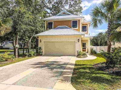 Murrells Inlet Single Family Home For Sale: 5 Ruth St.
