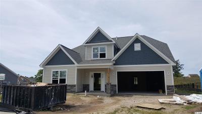 Myrtle Beach, North Myrtle Beach Single Family Home For Sale: 1101 Bonnet Dr.