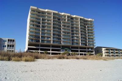 North Myrtle Beach Condo/Townhouse For Sale: 1003 S Ocean Blvd. #901