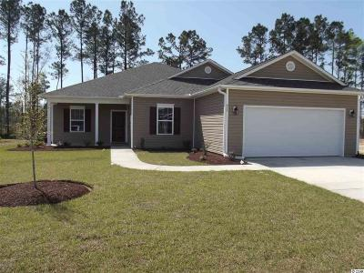 Longs Single Family Home For Sale: Tbb 9 Belclare Way