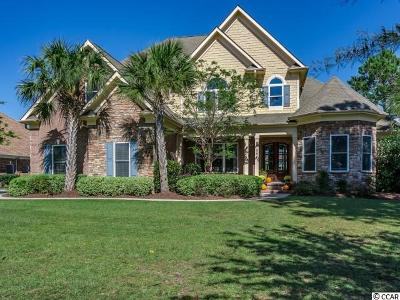 Myrtle Beach SC Single Family Home For Sale: $629,750