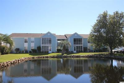Surfside Beach Condo/Townhouse For Sale: 2226 Clearwater Dr. #G