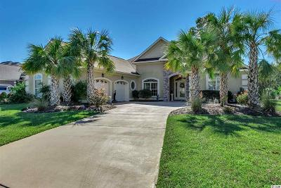 Myrtle Beach, North Myrtle Beach Single Family Home For Sale: 8324 Juxa Dr.