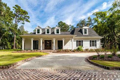 Pawleys Island Single Family Home Active Under Contract: 961 Tuckers Rd.