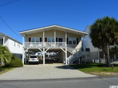 North Myrtle Beach Single Family Home For Sale: 324 N 54th Ave. N