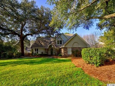 Pawleys Island Single Family Home For Sale: 258 Black Duck Rd.