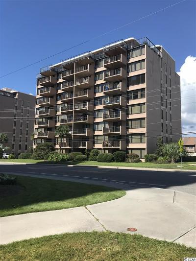 Myrtle Beach Condo/Townhouse For Sale: 7603 N 76th Ave. N #G-6